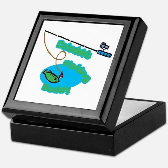 Dziadek's Fishing Buddy Keepsake Box