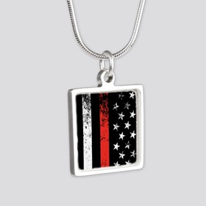 Firefighter Flag Necklaces