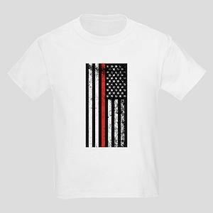 Firefighter Flag T-Shirt