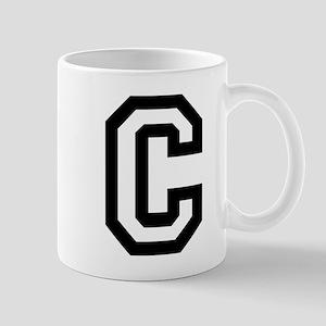 College Font C Mug
