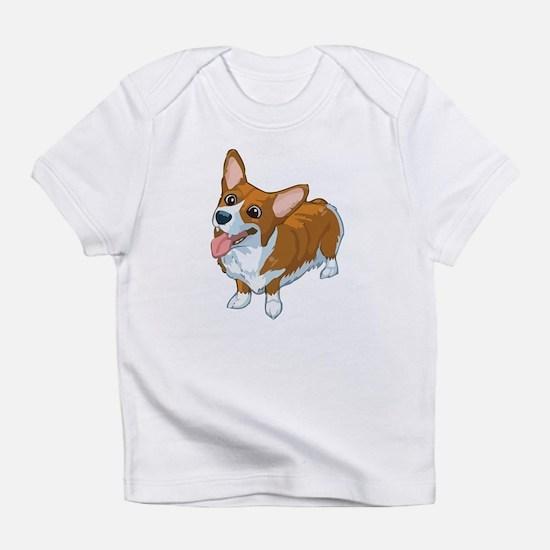 pet corgi dog t-shirt T-Shirt
