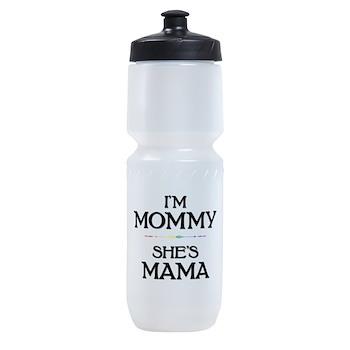 I'm Mommy - She's Mama Sports Bottle