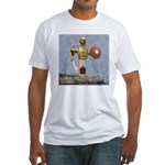 Armor of God Fitted T-Shirt