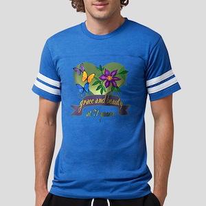 71st Birthday Grace Mens Football Shirt