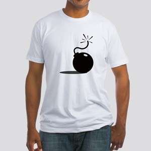 Bomb Tech Fitted T-Shirt