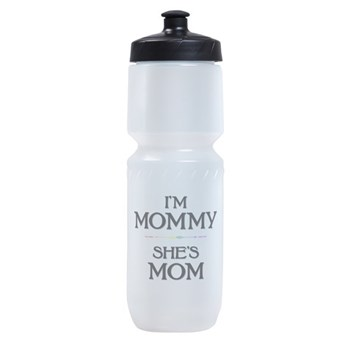 I'm Mommy - She's Mom Sports Bottle