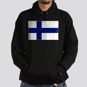 Finland Flag Sweatshirt