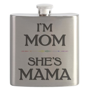 I'm Mom - She's Mama Flask
