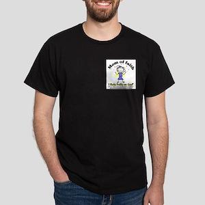 Mom of Faith Dark T-Shirt