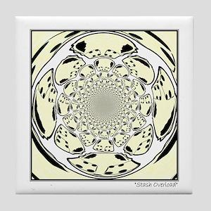 Stash Overload Tile Coaster