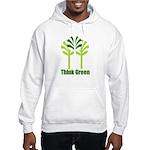 Think Green Hooded Sweatshirt