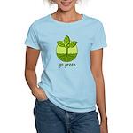 Go Green Women's Light T-Shirt