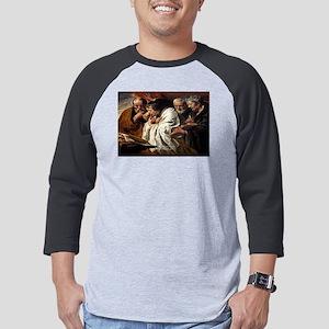 The Four Evangelists 1625 Mens Baseball Tee