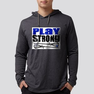 Play Strong LAX Long Sleeve T-Shirt