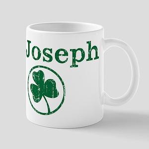 St Joseph shamrock Mug