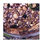 Tile Coaster - LH Pebbles #1