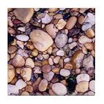 Tile Coaster - LH Pebbles #2