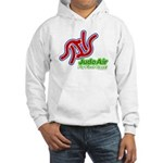 Hooded Judo Sweatshirt - Judo Air, Fly First Class