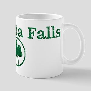 Wichita Falls shamrock Mug