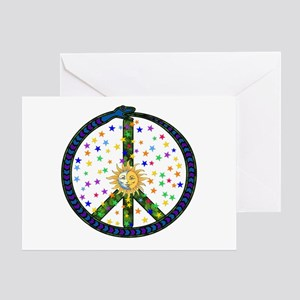 Solstice Peace Greeting Cards