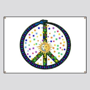 Solstice Peace Banner