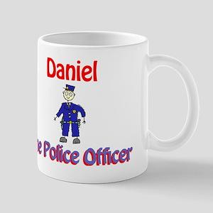 Daniel - Police Officer Mug