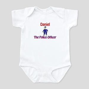 Daniel - Police Officer Infant Bodysuit