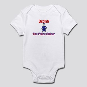 Declan - Police Officer Infant Bodysuit