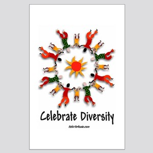 Diversity People Large Poster