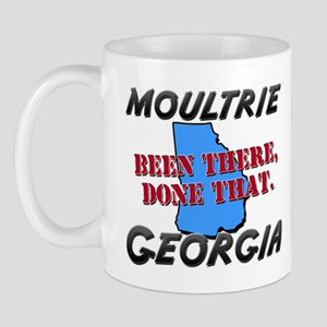 moultrie georgia - been there, done that Mug