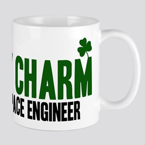 Aerospace Engineer lucky char Mug