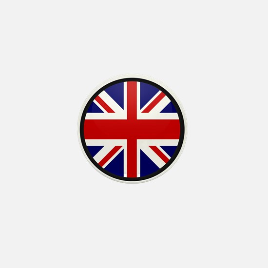 United Kingdom Mini Button