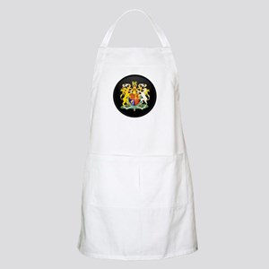 Coat of Arms of United Kingd BBQ Apron
