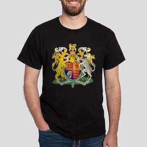 United Kingdom Coat of Arm Dark T-Shirt