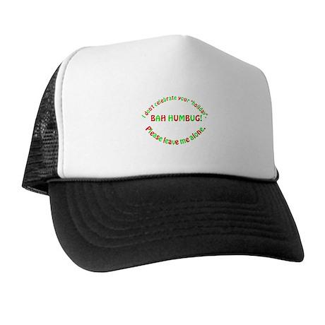 No Holiday Trucker Hat