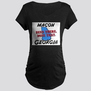 macon georgia - been there, done that Maternity Da