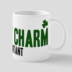 Accountant lucky charm Mug
