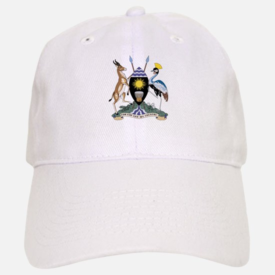 uganda Coat of Arms Baseball Baseball Cap