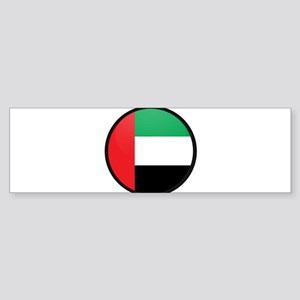 UAE Bumper Sticker
