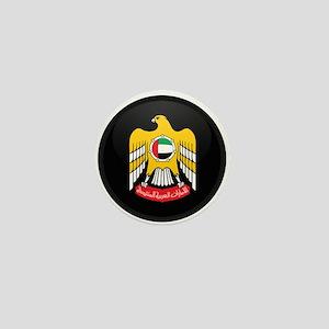 Coat of Arms of UAE Mini Button