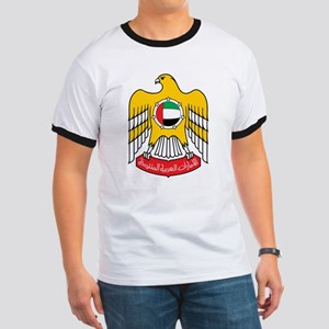 UAE Coat of Arms Ringer T