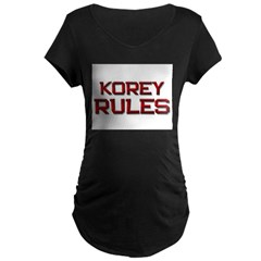 korey rules T-Shirt