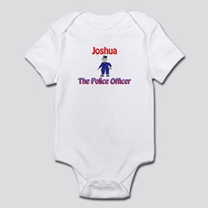 Joshua - Police Officer Infant Bodysuit