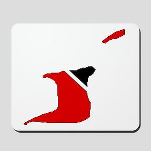 trinidad and tobago Flag M Mousepad