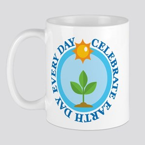 Celebrate Earth Day Mug