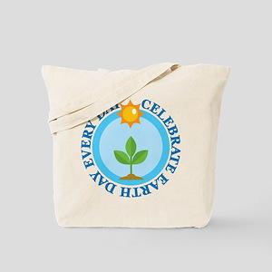 Celebrate Earth Day Tote Bag