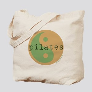 Pilates Yin Yang Tote Bag