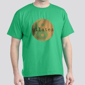 Pilates Yin Yang Dark T-Shirt