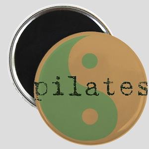 Pilates Yin Yang Magnet