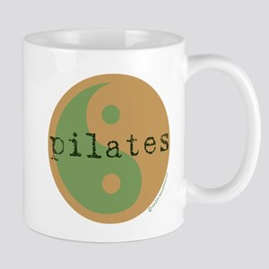 Pilates Yin Yang Mug